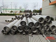 实验室通风管的特点和优势决定广泛用于环保化