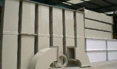 pp阻燃方管的材料和储存方法